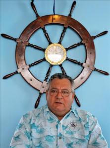 José Miguel Díaz Escrich-Comodoro Club Internacional Hemingway