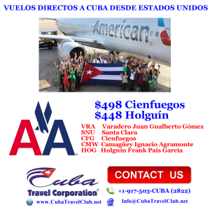 AA-Vuelos a Cuba-1
