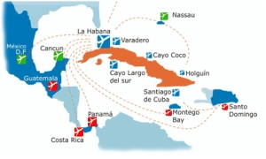 flights-cuba-mapa