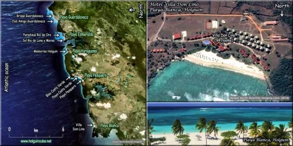 Hotel-VillaDonLino-PlayaBlanca-Holguin-Aerialview_en