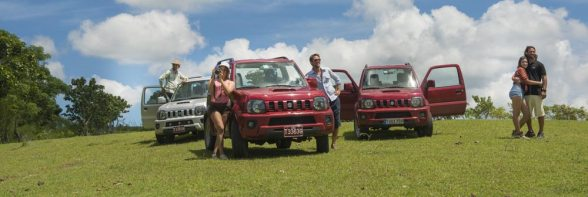 jeep safari yumuri
