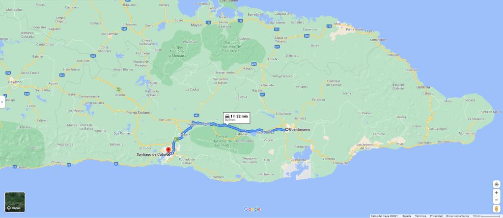 La imagen tiene un atributo ALT vacío; su nombre de archivo es ruta-guantanamo-santiago-de-cuba.png